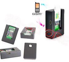 MINI MICROSPIA ASCOLTO AMBIENTALE MICROFONO GSM SIM CIMICE MINI USB PC SPY VOICE