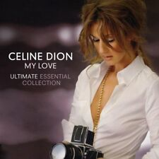 CELINE DION MY LOVE ULTIMATE ESSENTIAL COLLECTION CD 2 DISC POP 2008 NEU