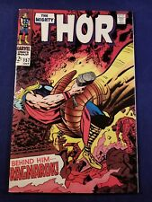 THE MIGHTY THOR 157 (VF/NM) 1 OWNER RAGNAROK BATTLE CVR.MOVIE COMPARE TO OTHERS!