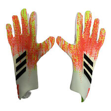 adidas Predator 20 Pro Size 10 Demon Skin Goalkeeper Gloves Fj5983