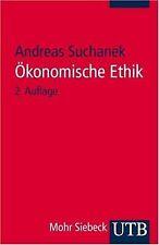 Ökonomische Ethik von Andreas Suchanek | Buch | Zustand akzeptabel
