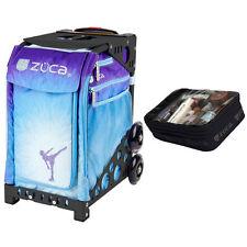 Zuca Ice Dreamz Sport Insert Bag & Black Frame + Gift Utility Pouch