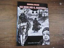 Manara-Fellini - Die Reise des G. Mastorna   NEU