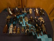 Star Wars - Jedi - Loose Figure Lot - Hasbro