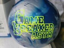 New Ebonite Game Breaker Asym Bowling Ball | 1st Quality 15#2oz Top 2.2 Pin 3-4