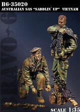 "BRAVO-6 35020 Australian SAS ""Saddlin Up"" Vietnam '68 1/35 RESIN FIG."
