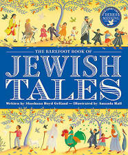 The Barefoot Book of Jewish Tales by Shoshana Gelfand Boyd New Book and CD