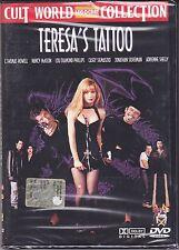 Dvd **TERESA'S TATTOO** nuovo sigillato 1994