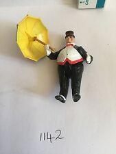 Vintage 90S Batman Action Figure Penguin With Umbrella