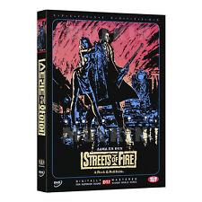 STREETS OF FIRE (1984) DVD - Diane Lane (*New *Sealed *All Region)
