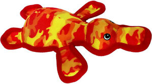 "13"" Petlou Landwarrior Platypus Dog Toy"