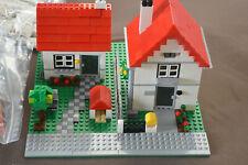 LEGO-4956 -LEGO Creator - Haus  100%ig komplett mit allen 3 BA