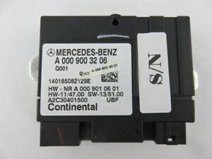 Mercedes Benz S C CLASS S600 C300 Fuel Pump Control Unit Module OEM A0009004007