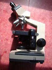 Olympus Ch 2 Cht Binocular Microscope Super Cond With Case
