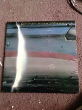 Paul McCartney Wings Over America LP 1976 Capitol Records SWCO-11593 Poster Hole