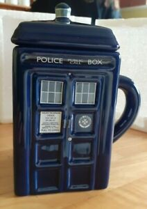 Doctor Who Mug with Removable Lid