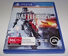 Battlefield 4 Sony PS4 Playstation 4