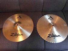 """Zildjian A Mastersound Hi-Hat Pair 14"""" #A0124"""