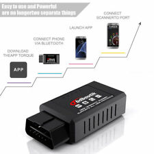 FOR NISSAN ELM327 Bluetooth OBD2 Code Reader Scanner Engine Diagnostic Scan Tool