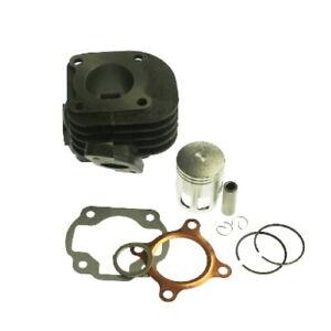 Ersatz Zylinder/Zylinderkit 50ccm + vormontierte Kolbenringe für Tauris Fuego 50