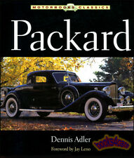 PACKARD CLASSIC CAR BOOK ADLER