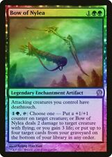 Bow of Nylea FOIL Theros NM Green Rare MAGIC THE GATHERING MTG CARD ABUGames