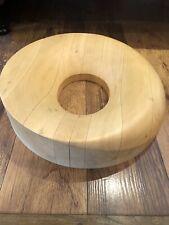 Guy Morse Brown Wooden Hat Block