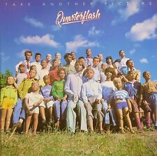 """12"""" LP - Quarterflash - Take Another Picture - B401 - washed & cleaned"""