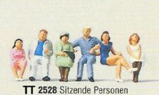 TT Sitzende Personen Merten 2528 Neu!
