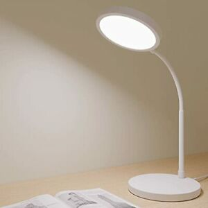 40LED Desk Lamp 8W Eye-caring Table Office Lamp, Stepless Dimmable Reading Lamp