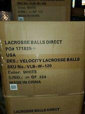 Lot of 30 New Nocsae Lacrosse Balls