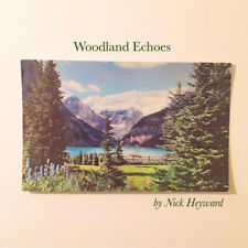 NICK HEYWARD Woodland Echoes Limited Edition 2-CD hardback sleeve NEW/SEALED