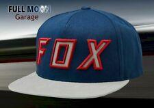 New Fox Racing Possessed Men's Snapback Cap Hat