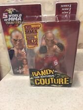 New World Of MMA Champions Randy The Natural Couture Series 1 Action Figure