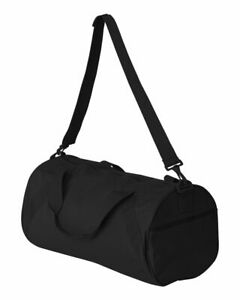 """Liberty Bags Recycled Small Duffel Gym Bag 8805 Size: 18"""" x 10"""" x 10"""""""