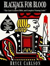 Blackjack For Blood: The Card-Counters' Bible, and Complete Winning Guide by Br