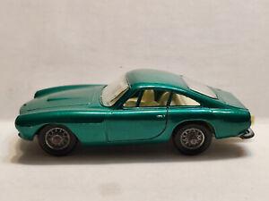 Vintage Lesney Matchbox #75 Ferrari Berlinetta Green with Tow Hook 1965