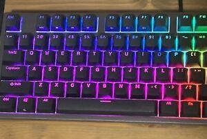 Durgod Taurus K310 (K320) Nebula RGB Mechanical Gaming Keyboard | Brown Switches