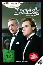 5 DVDs * DERRICK - COLLECTOR'S  BOX 8 | HORST TAPPERT - FRITZ WEPPER # NEU OVP !