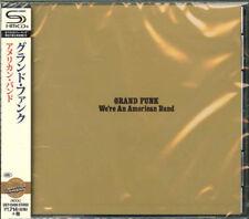GRAND FUNK-WE'RE AN AMERICAN BAND-JAPAN SHM-CD BONUS TRACK D50