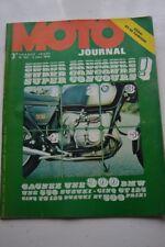 MOTO JOURNAL 150 YAMAHA GT 50 Enduro Cross NEXCOMBE sur KÖNIG 1973