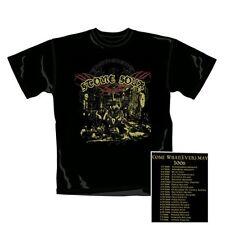STONE SOUR - Refuse - T-Shirt - Größe / Size S - Neu - SLIPKNOT