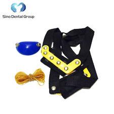 5 X Sino Dental Headgear High Pull Strap Headgear Facemask Size  Medium