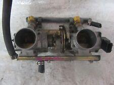 03' Arctic Cat F7 Carburetor rack w/Throttle body #3006-511 Item #1746