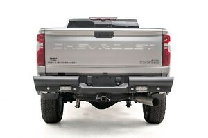 Fab Fours CH20-U4950-1 Elite Rear Bumper