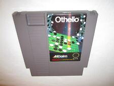 Othello (Nintendo NES) Game Cartridge Excellent