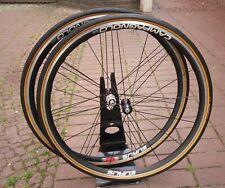 "Campagnolo Eurus 3G Wheels Clincher 28"" 700C Laufräder Record œ Continental"