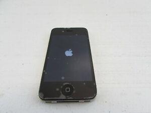 IPHONE 4S 16GB BLACK MOBILE PHONE                                           #ET#