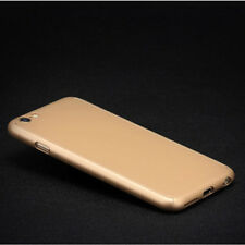 360° Full Body Hybrid Hard Back Case Cover+Tempered Glass For iPhone 5 6s 7 Plus