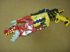 Kyoryuger Gabu Revolver Gabutira de carnival set Power Rangers Dino Charge